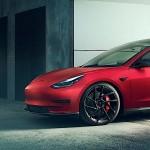 Tuning szettet kapott a Tesla Model 3