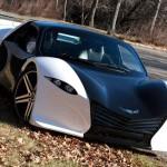 Jövőre érkezik a világ leggyorsabb autója
