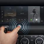Érintésmentes képernyőt fejlesztett ki a Jaguar-Land Rover