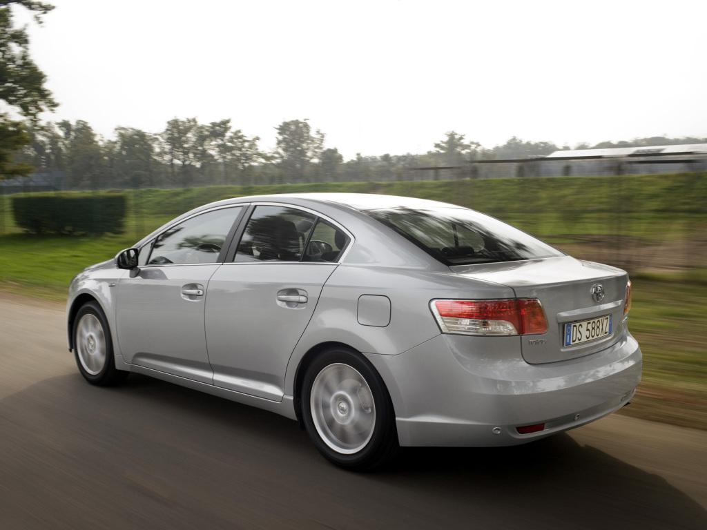 Teszt toyota avensis 2 0 d 4d 2009 aut start