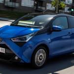 Crossover utódot kaphat a Toyota Aygo