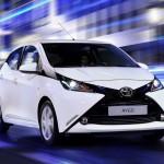 Elektromos lehet a legkisebb Toyota