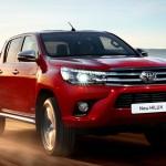 Jön az új Toyota Hilux