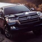 Ünnepi kiadást kapott a Toyota Land Cruiser