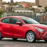 Itt az új Toyota Yaris Sedan