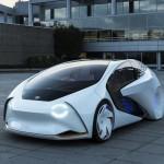 Mesterséges intelligencia a Toyota tanulmányautójában