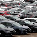 Májusban a felére csökkentek az újautó eladások Magyarországon