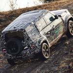 Idén jön az új Land Rover Defender