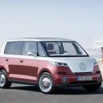 Ismét elektromos kisbusszal jön a Volkswagen