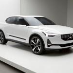 Új elektromos modell bemutatására készül a Volvo