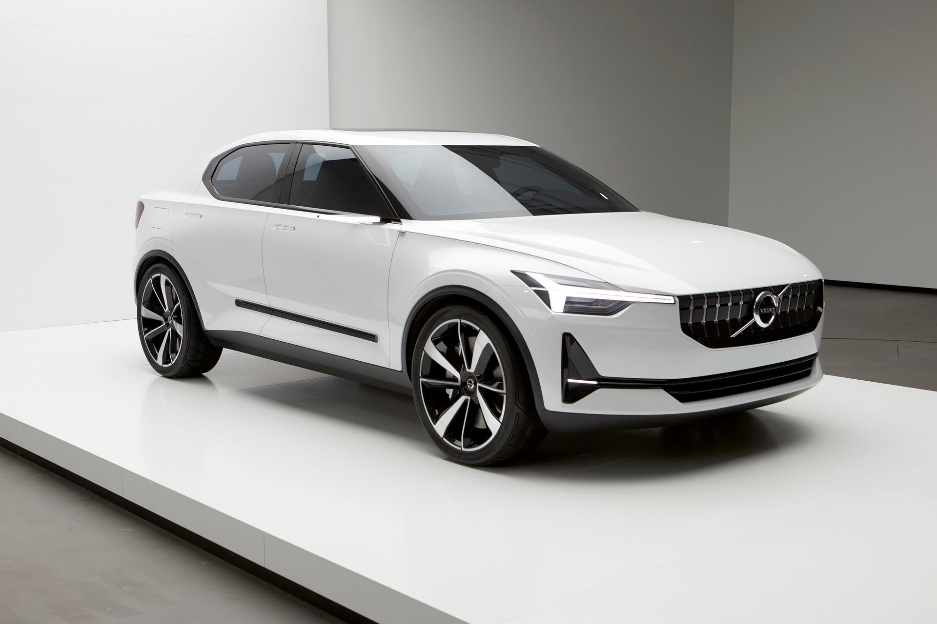 A kupé SUV-okra helyezi a hangsúlyt a jövőben a Volvo elektromos fronton