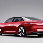 Egy elektromos szedánnal bővül ki három év múlva a Volkswagen ID modellcsalád