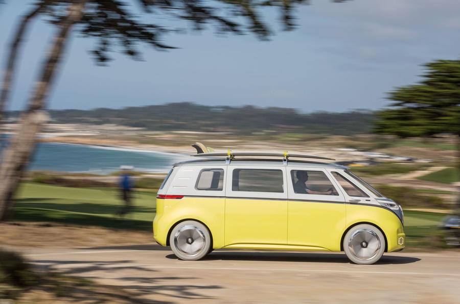 VW: jön az elektromos mikrobusz