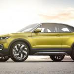 Jövőre jön a VW mini SUV-ja
