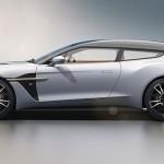 Újabb képek érkeztek az Aston Martin Zagato Shooting Brake-ről