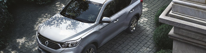 SsangYong Rexton  2.2 e-XDI  181 LE A7 4WD