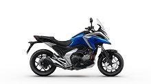 Honda NC750X ABS DCT 2021