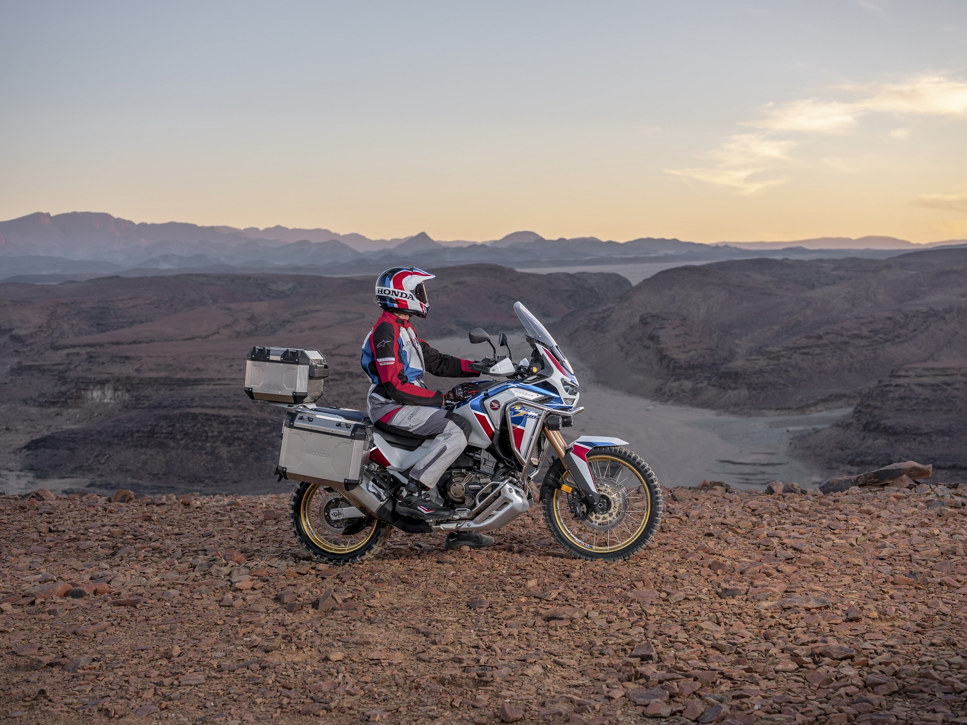 Honda CRF1100L Africa Twin ABS DCT Adventure Sports + SHOWA EERA
