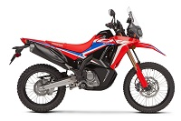 Honda CRF300L Rally ABS 2021