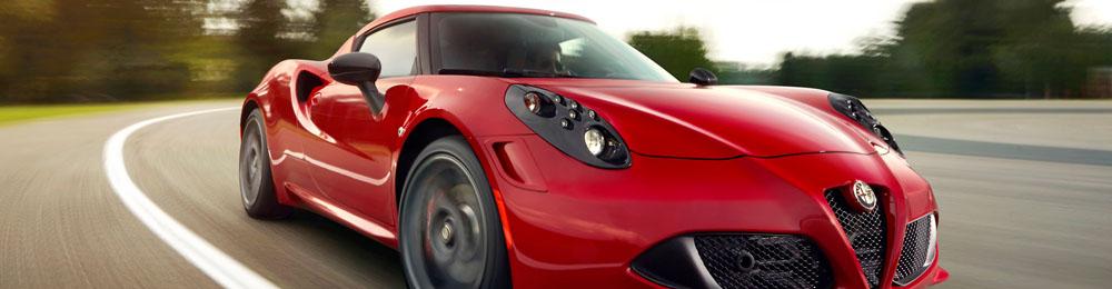 Alfa Romeo 4C 1750 Tbi 240Le TCT