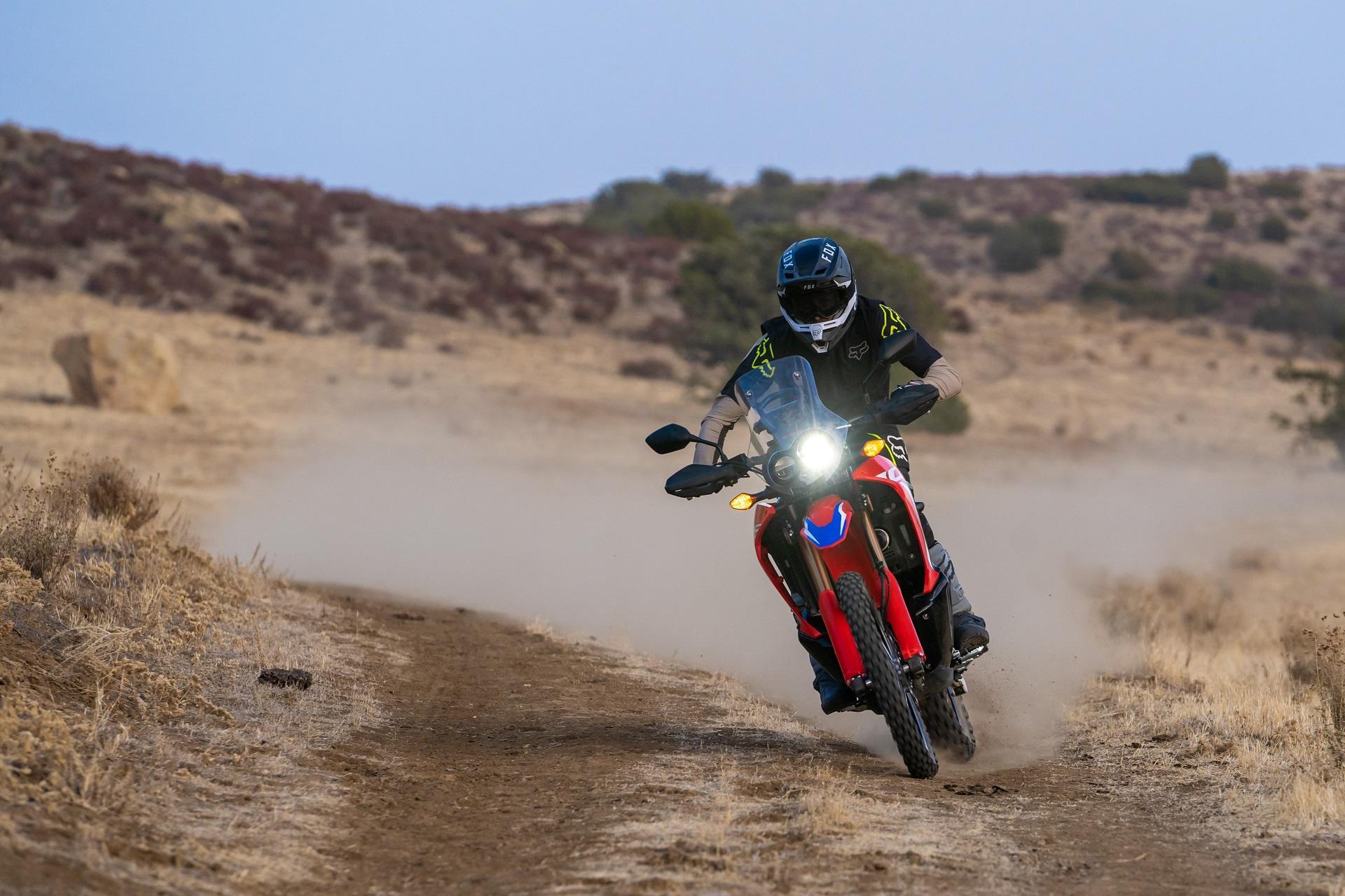 Honda CRF300L Rally ABS 2021