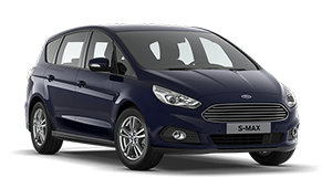 Ford S-Max Business Plus 5D 1.5T 165 S6.2 M6 FWD