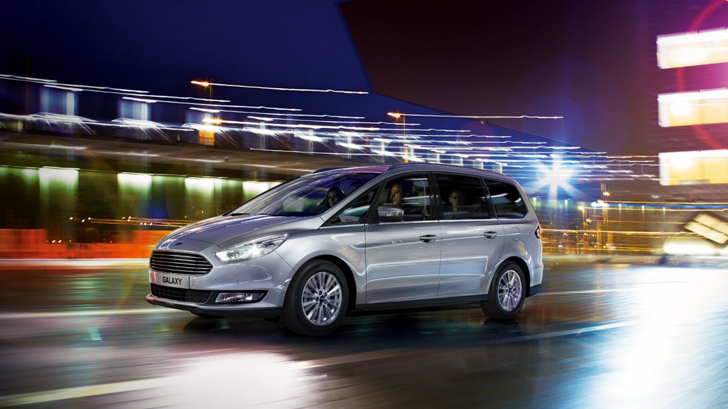 Ford Galaxy 1.5T 165 S6.2 M6 FWD