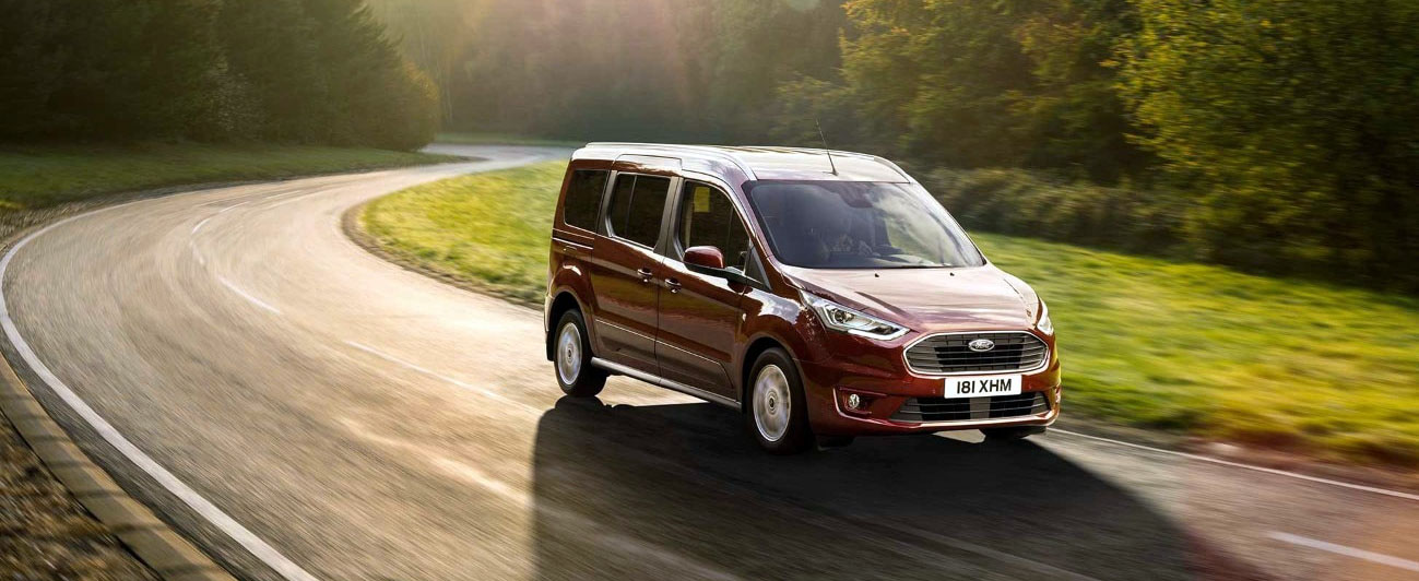 Ford Tourneo Connect 1.0l EcoBoost 100LE M6 - Euro 6.2