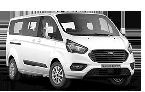 Ford Tourneo Custom Trend 2.0l TDCi+DPF 105LE + M6 FWD