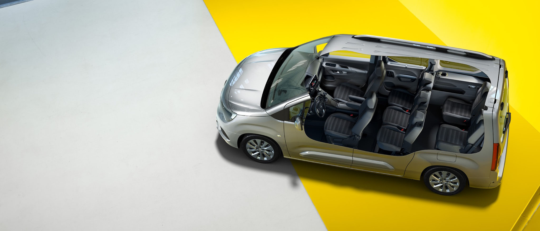 Opel Combo Life 1.2 110LE MT6