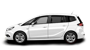 Opel Zafira Zafira 1.6 Turbo Start/Stop (100 kW / 136 LE)