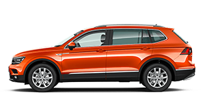 Volkswagen Tiguan Allspace Trend 1.5 TSI ACT