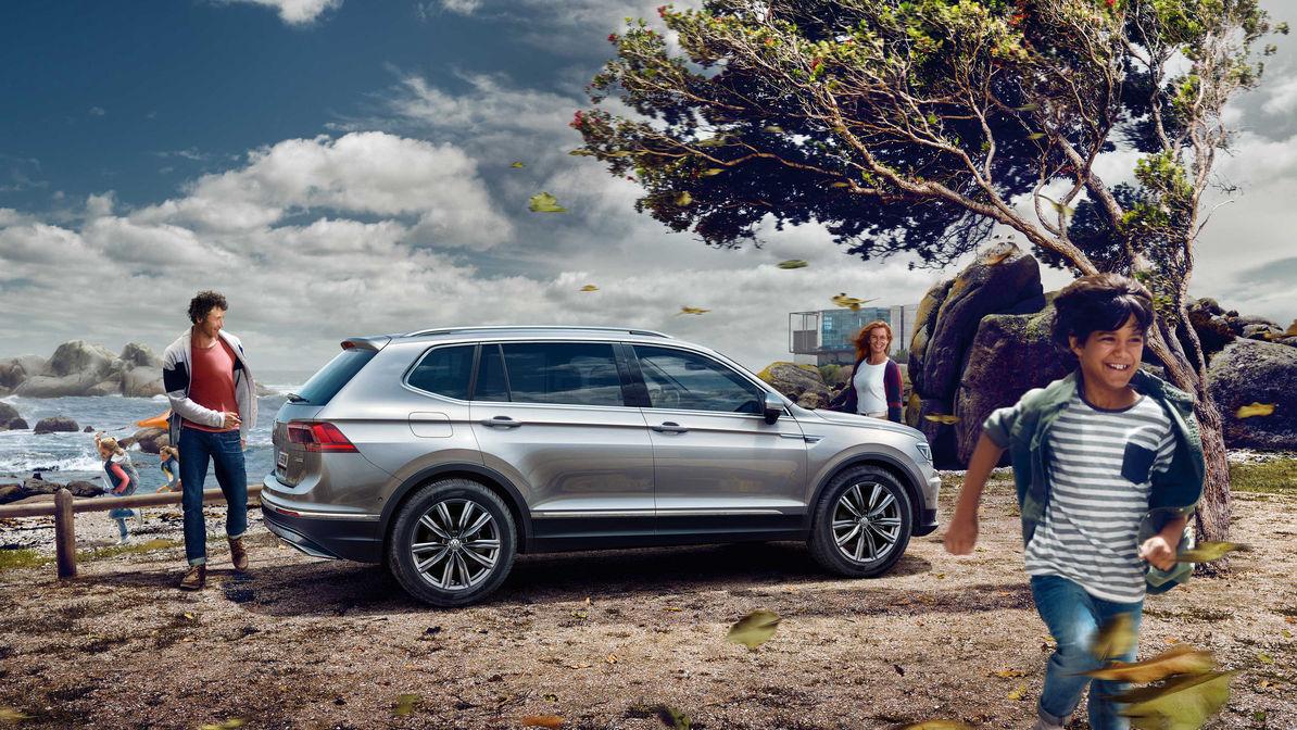 Volkswagen Tiguan 1.5 TSI ACT