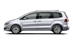 Volkswagen Sharan Trendline BMT 1.4 TSI