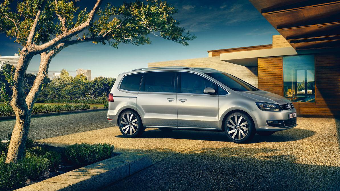 Volkswagen Sharan BMT 1.4 TSI