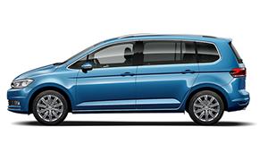 Volkswagen Touran Comfortline 1.5 TSI ACT