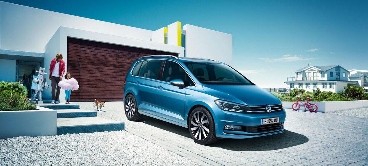 Volkswagen Touran 1.5 TSI ACT
