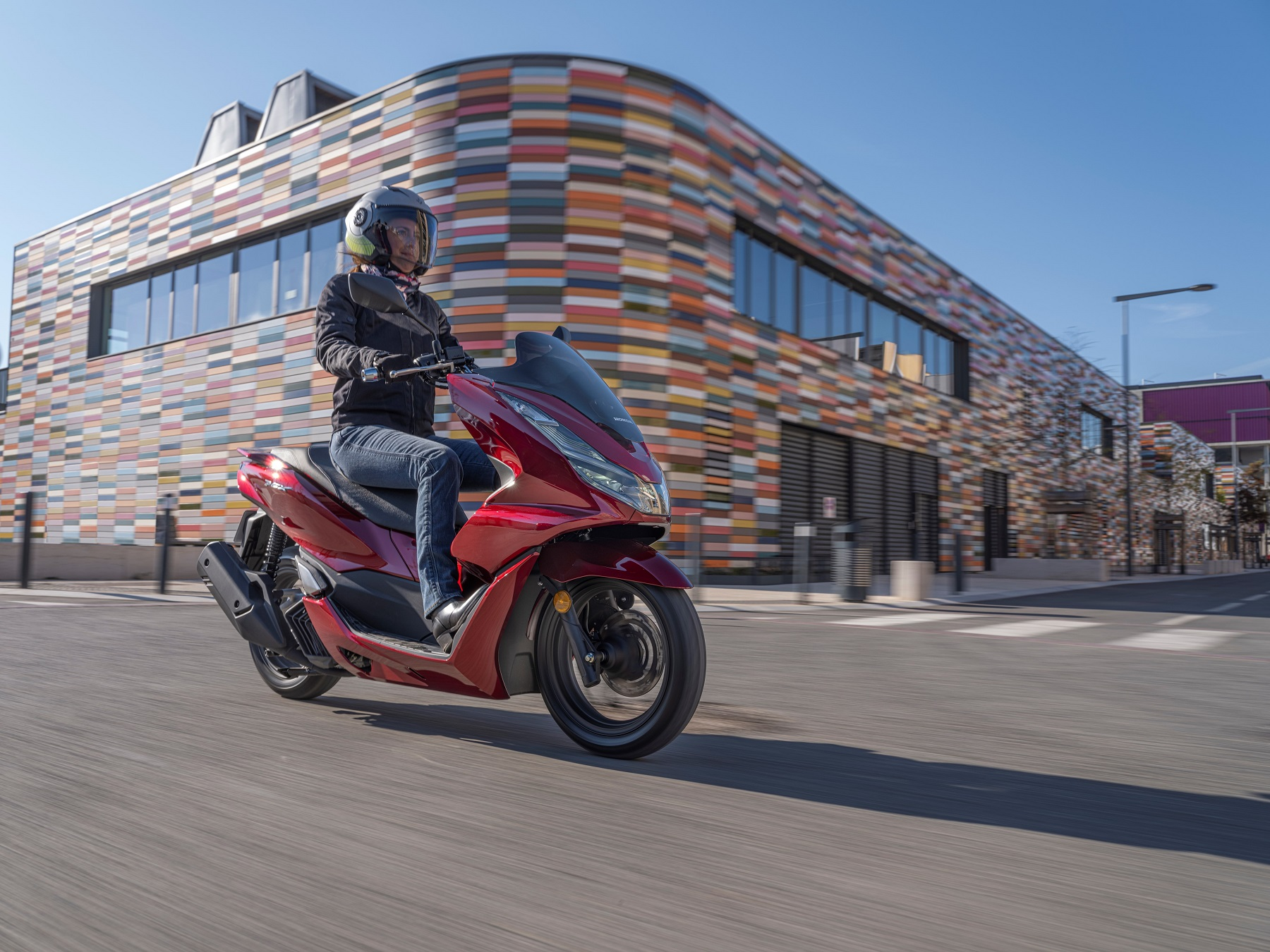 Honda PCX125 ABS 2021