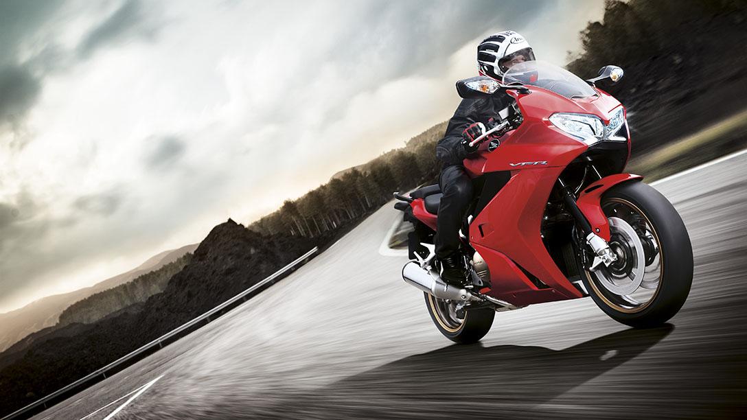 Honda VFR800F ABS 2020