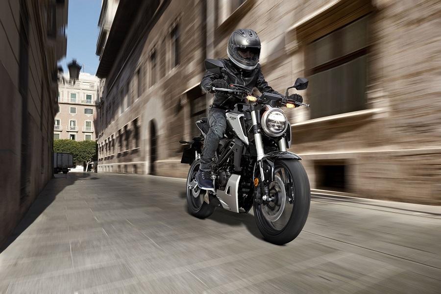 Honda CB125R ABS 2021