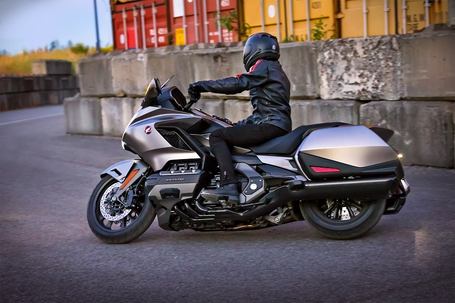 Honda GL1800 Gold Wing ABS 2019