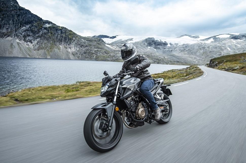 Honda CB500F ABS 2021