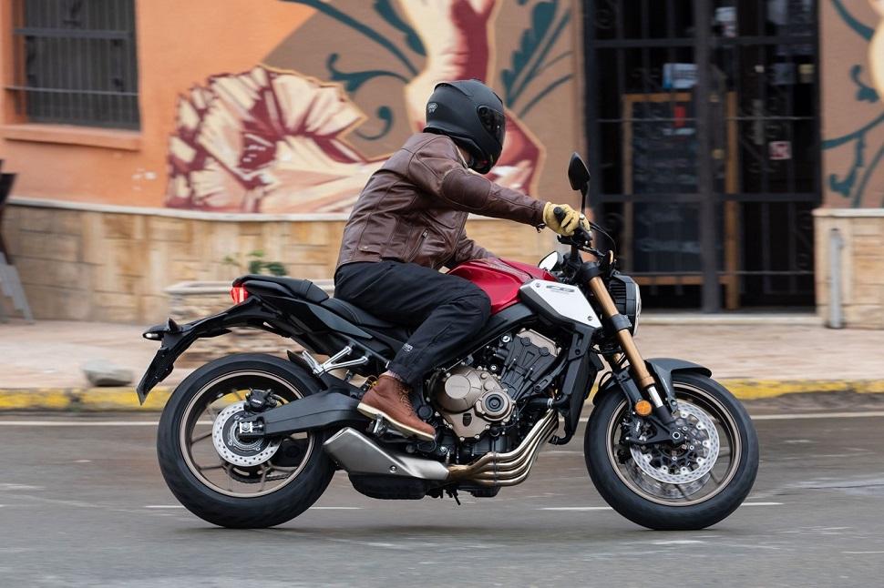 Honda CB650R ABS 2021