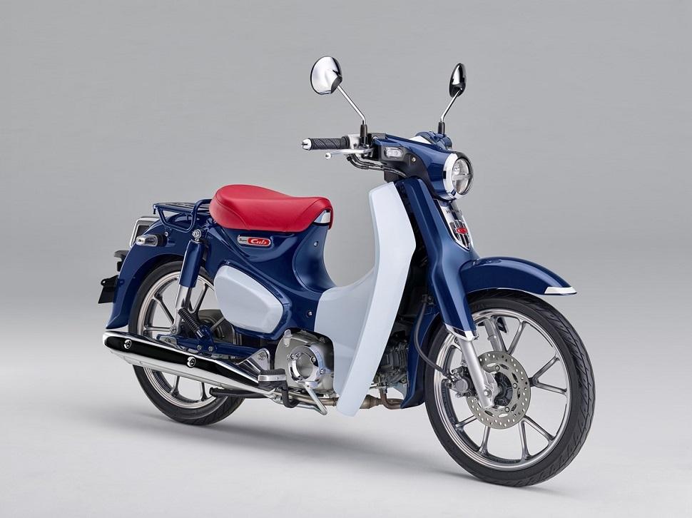 Honda Super Cub C125 ABS 2020